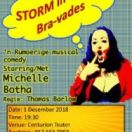 Storm in a F cup/ Bra-vades