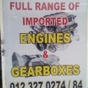 Sinma engine importers