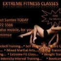 PERSONAL TRAINING / EXTREME FITNESS CLASSES