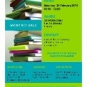 PCH Monthly Bookstore SALE