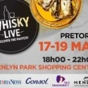 Whisky Live Pretoria Celebration 17 - 19 May 2018