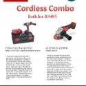 Flex Cordless Combo Centurion