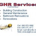 RPGHR Services Building Maintenance