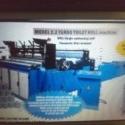 Toilet Rolls Making Machine