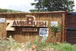 ZambiBush Resorts in Pretoria for day visits
