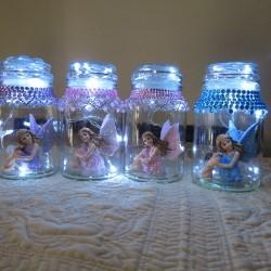 Bottle Craft. Lamps. Decor