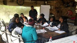 Health and Safety Exodec Training. Pretoria