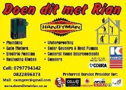 Handy Man Pretoria