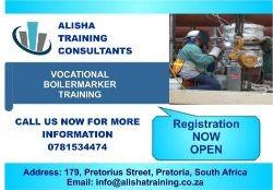 Boiler Maker Training Pretoria Central