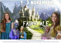 Fairy Tale Adventures 1-3 Nov 2018 Lyttelton City Hall