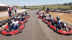KartZone - Outdoor Karting Circuit Zwartkops Raceway