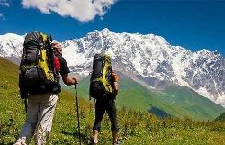 Trekking in Kashmiri Tour Package - Highland Travels