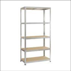 5 Tier Galvanized Shelf