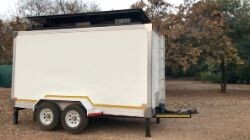 Mobile LED Screen Trailer - Trailite Industial