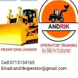 EXCAVATOR, FORKLIFT, TLB, TRUCK TRAINING SCHOOL IN PRETORIA 0127553170