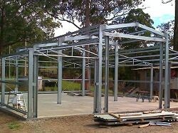 Specialists in Manufacturing and Erecting Steel Structures