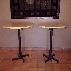 Custom made cocktail tables for sale