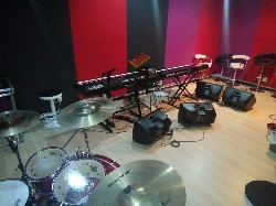 Rehearsal Studio,Back line and Sound Hire