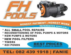 Swimming pool pump repairs other pretoria east pretoria Swimming pool maintenance pretoria